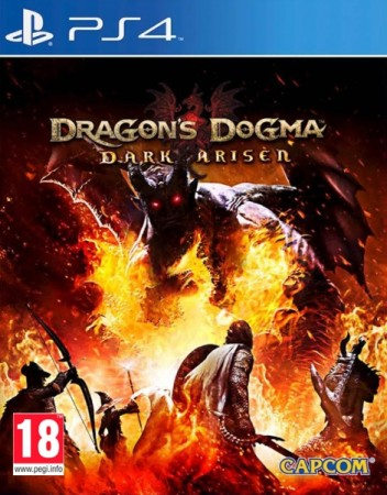 Dragon's Dogma : Dark Arisen - Playstation 4