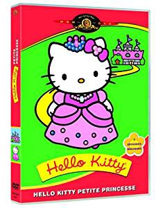 Hello Kitty : Petite Princesse - DVD