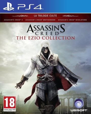 Assassin's Creed : The Ezio Collection - Playstation 4