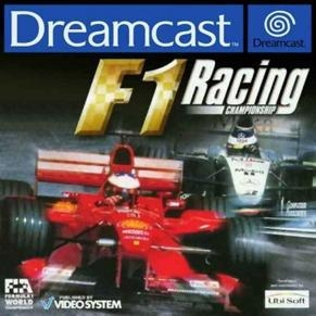F1 racing championship - Dreamcast