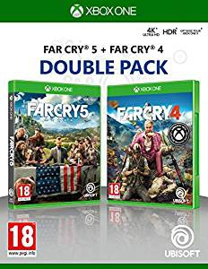 Far Cry 4 et Far Cry 5  - Xbox One