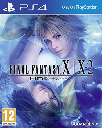 Final Fantasy X/X2 HD Remaster  - Playstation 4