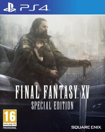 Final Fantasy XV - Edition Speciale - Playstation 4