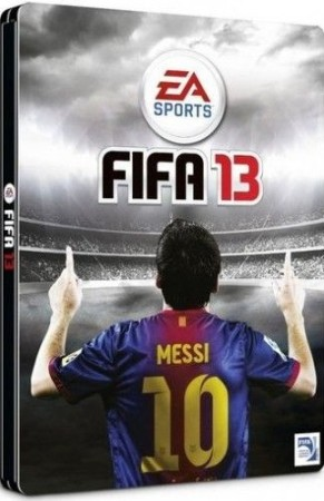 FIFA 13 Steelbook - Playstation 3