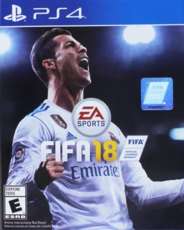 FIFA 18 (import USA) - Playstation 4