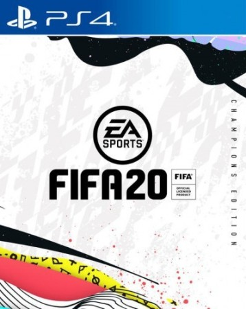 FIFA 20 - Édition Champions  - Playstation 4