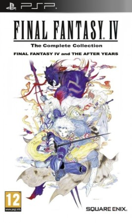 Final Fantasy IV : The Complete Collection - Playstation Portable