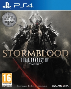 Final Fantasy XIV : StormBlood - Playstation 4