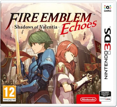 Fire Emblem Echoes : Shadows of Valentia - 3DS