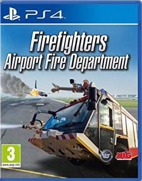 Firefighters: Airport Fire Department (import anglais) - Playstation 4