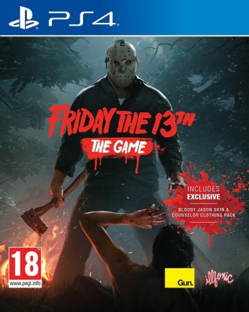 Friday The 13th : The Game - Playstation 4