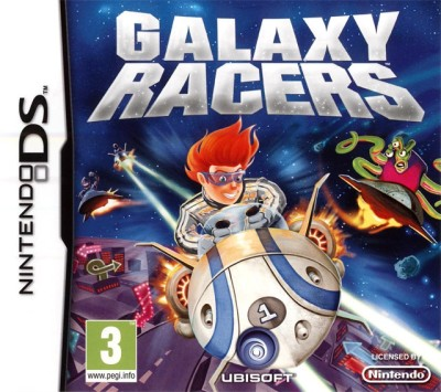 Galaxy Racers - DS