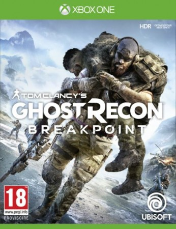 Tom Clancy's Ghost Recon : Breakpoint  - Xbox One