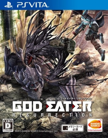 God Eater Resurrection (Import Japonais) - Playstation Vita