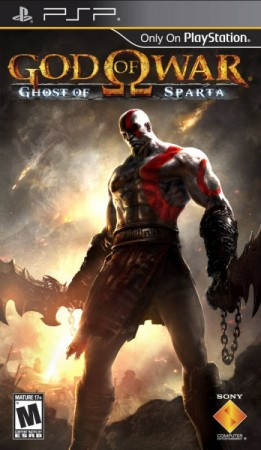 God of War: Ghost of Sparta (import USA) - Playstation Portable