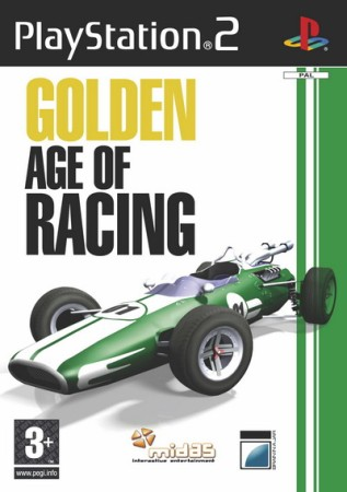 Golden age of racing - Playstation 2