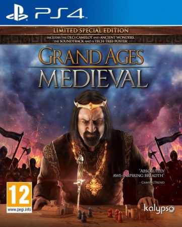 Grand Ages : Medieval - Playstation 4