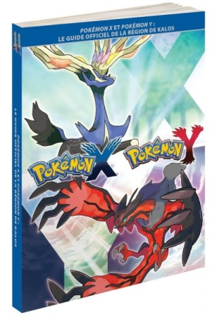 Guide Officiel Pokémon X et Y - 3DS