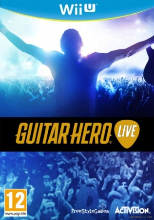Guitar Hero Live (Jeu Seul) - WIU - Jeu Occasion Pas Cher ...