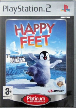 Happy Feet Platinum - Playstation 2