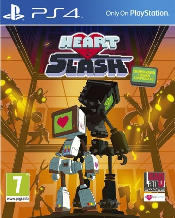 Heart Slash (Import Anglais) - Playstation 4