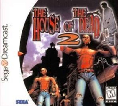 The House of the Dead 2 sans gun (import USA) - Dreamcast