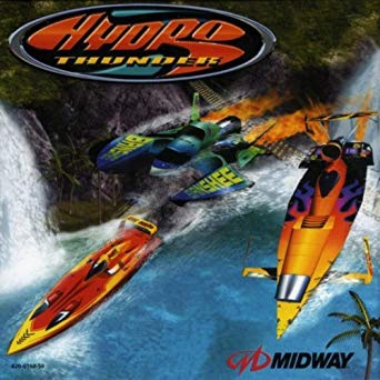 Hydro Thunder (import anglais) - Dreamcast