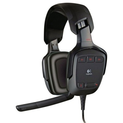 Casque Logitech G35 - Playstation 4