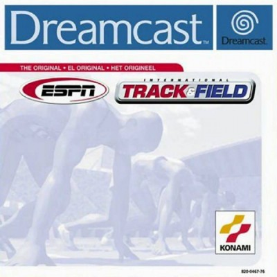 International Track & Field - Dreamcast