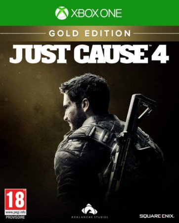 Just Cause 4 - Édition Gold  - Xbox One
