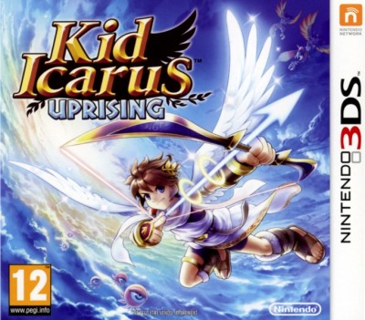 Kid Icarus Uprising (Sans support) - 3DS