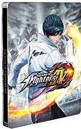 The King of Fighters XIV - Steelbook - Playstation 4