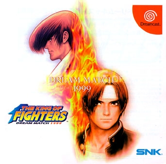 The King of Fighters Dream Match 99 (Import Japonais) - Dreamcast