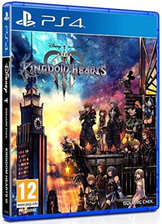 Kingdom Hearts 3  - Playstation 4