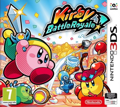 Kirby : Battle Royale - 3DS