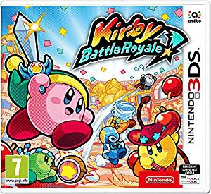 Kirby : Battle Royale sous blister - 3DS