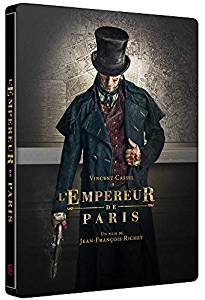 L'Empereur de Paris Steelbook - BluRay