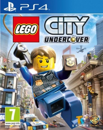 Lego City : Undercover - Playstation 4