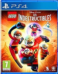 LEGO Les Indestructibles - Playstation 4