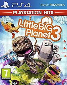 Little Big Planet 3 Playstation Hits - Playstation 4