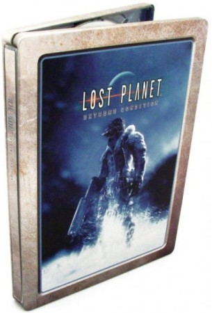 Lost Planet Steelbook - Xbox 360
