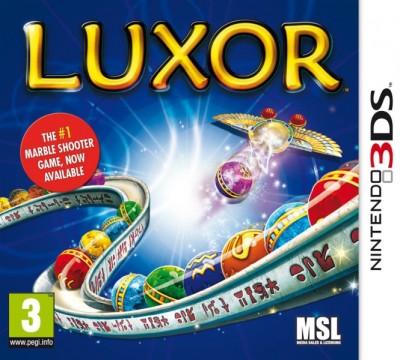 Luxor - 3DS - Jeu Occasion Pas Cher - Gamecash