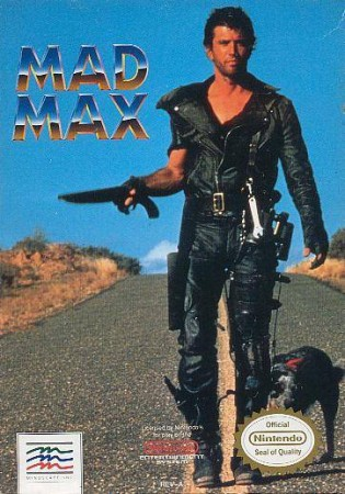 Mad Max (import USA) - NES