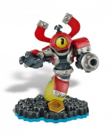 Figurine Skylanders : Swap Force - Magna Charge - Wii