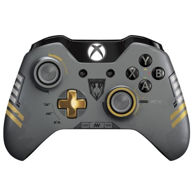 Manette Xbox One Sans Fil - Call of Duty: Advanced Warfare - Xbox One