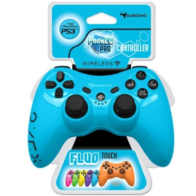 Manette Subsonic Bleue - Playstation 3