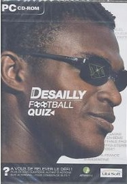 Desailly Football Quiz - Jeux PC