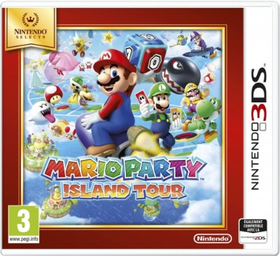 Mario Party : Island Tour - Nintendo Selects  - 3DS