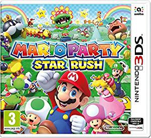 Mario Party : Star Rush sous blister - 3DS