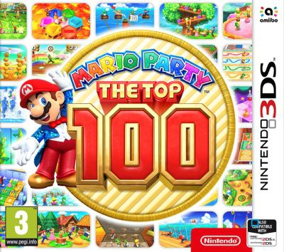 Mario Party : The Top 100 sous blister - 3DS